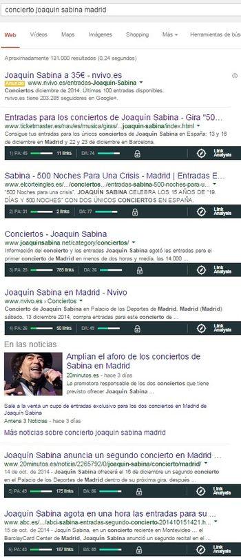 serps-google-joaquin-sabina